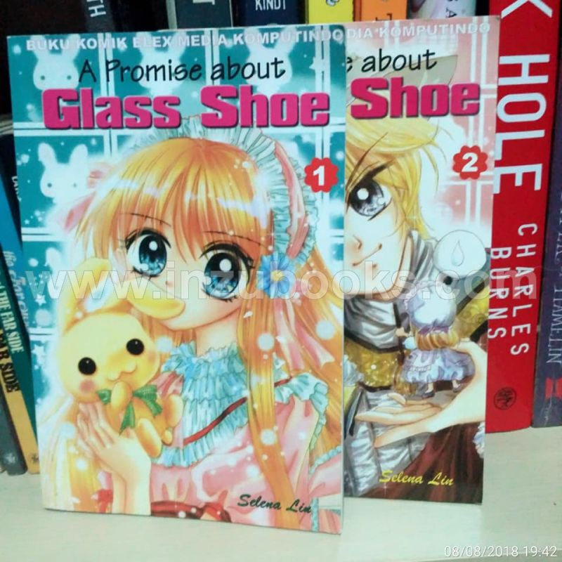 A Promise about Glass Shoe 1-2T