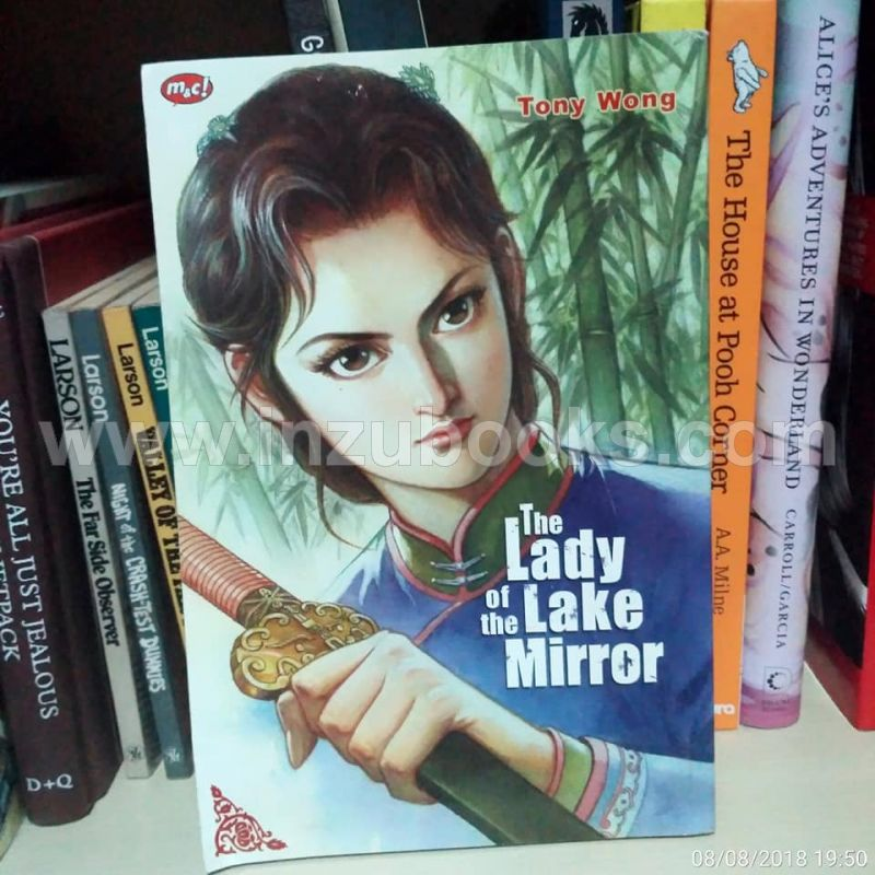 Tony Wong: The Lady of  the Lake  Mirror