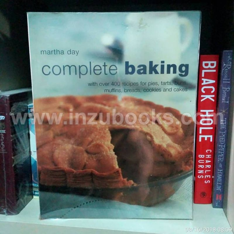 Martha Day: Complete Baking