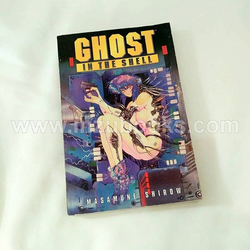 Masamune Shirow: Ghost in The Shell