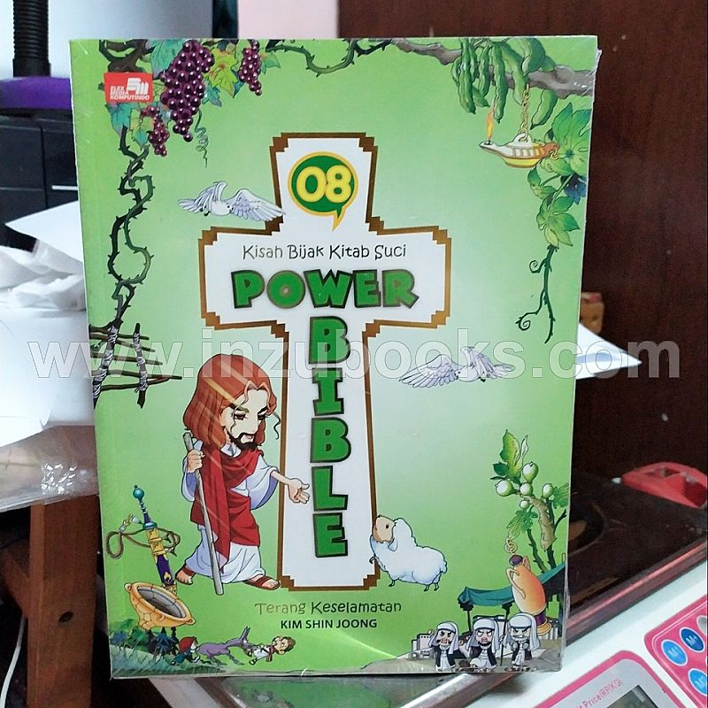 Kim Shin Joong: Power Bible 08