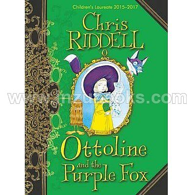 Chris Riddell: Ottoline and the Purple Fox