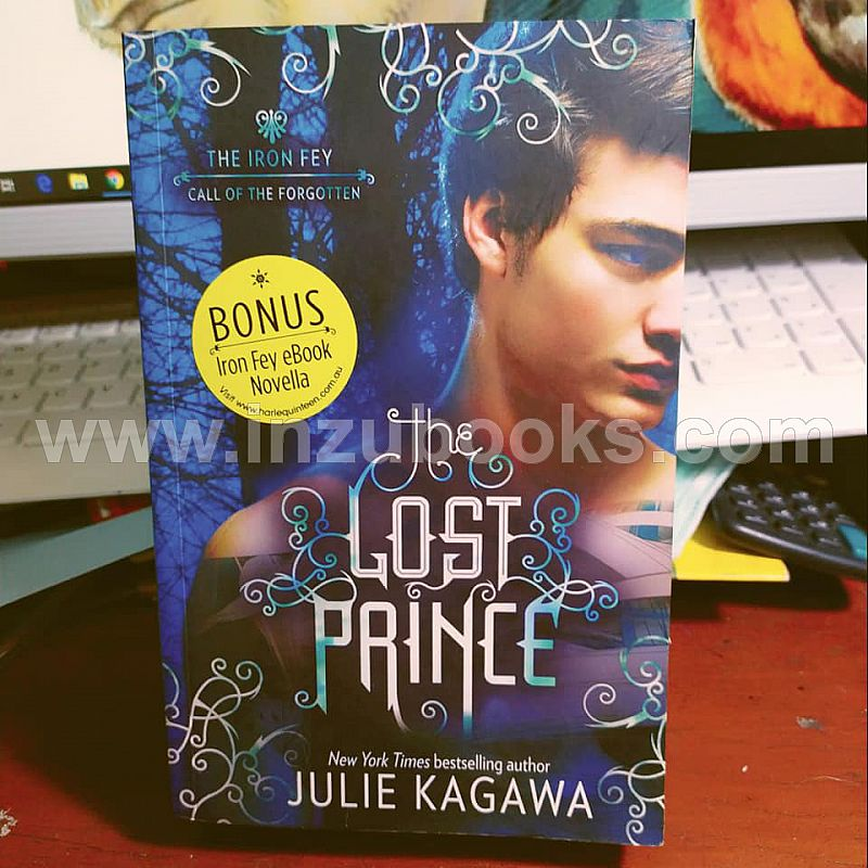 1908 Julie Kagawa: The Lost Prince