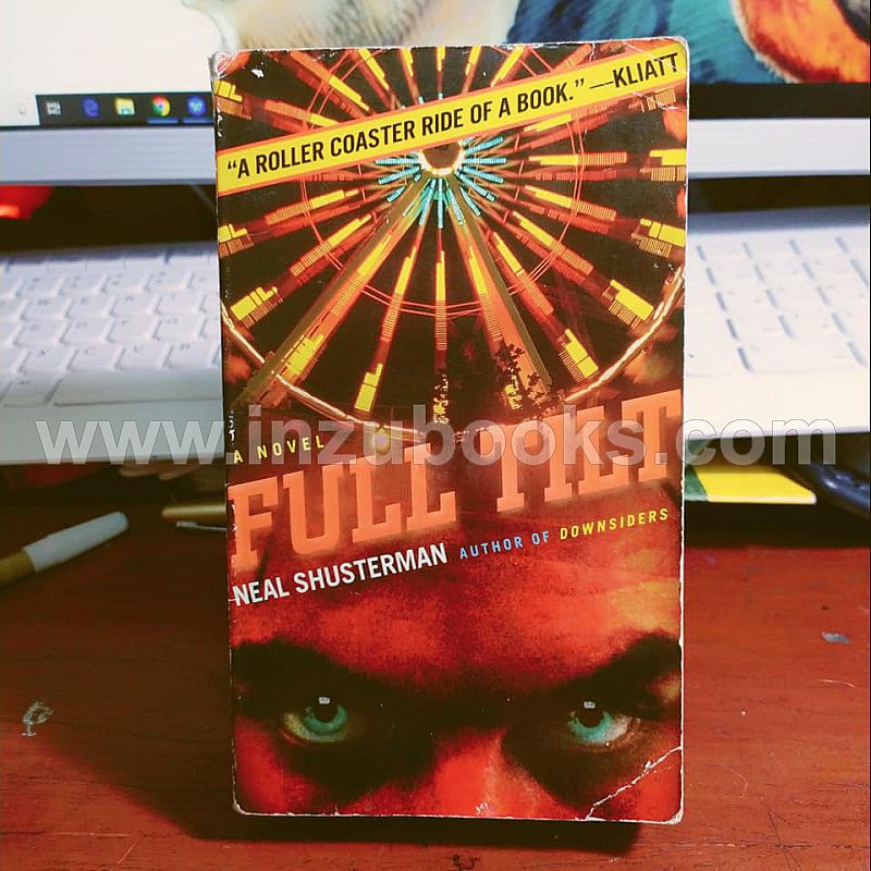 1908 Neal Shusterman: Full Tilt