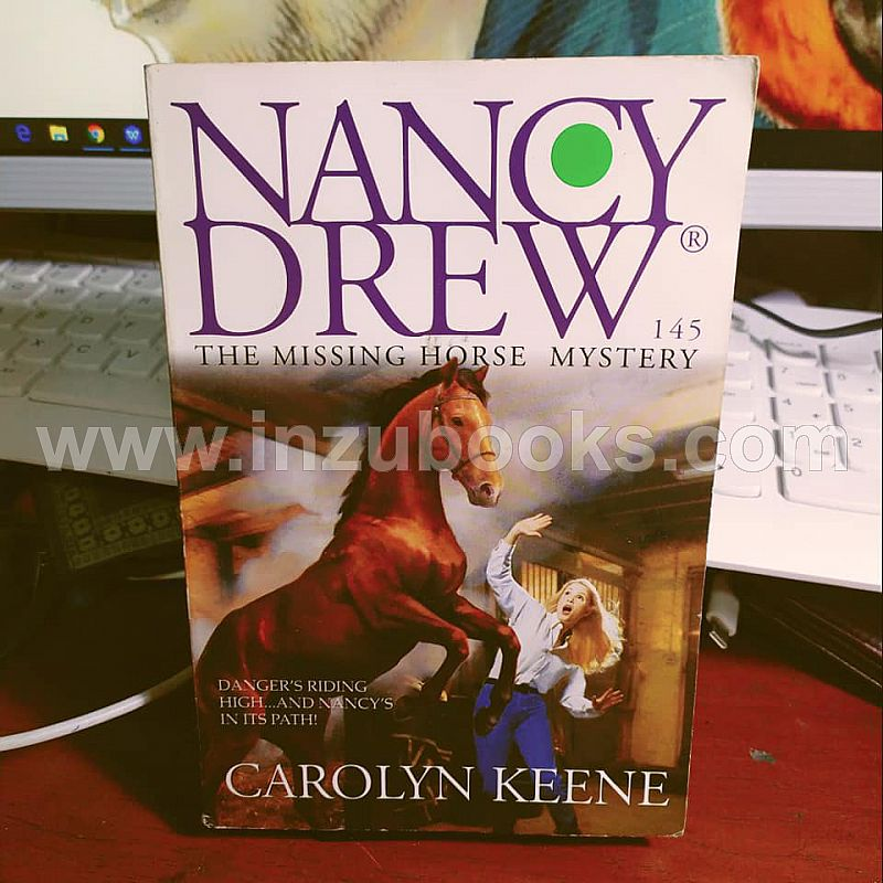 1908 Nancy Drew: The Missing Horse Mystery