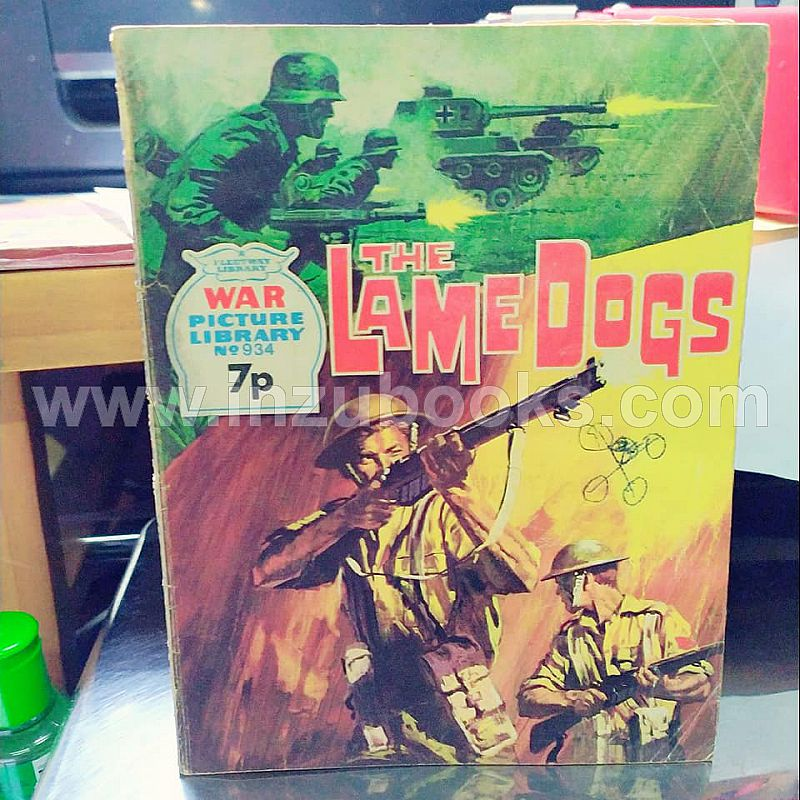 2019 War Picture Library 0934 The Lame Dogs