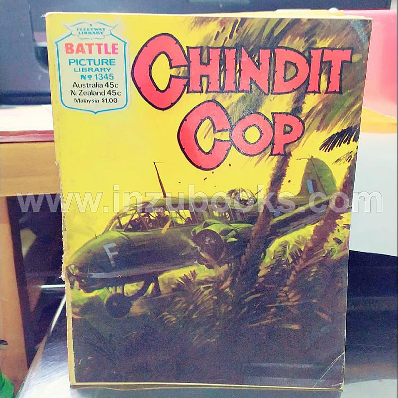 2019 Battle Picture Library 1345 Chindit Cop