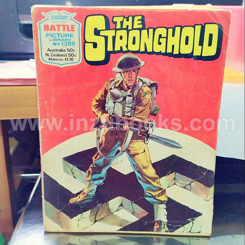 2019 Battle Picture Library 1389 The Stronghold