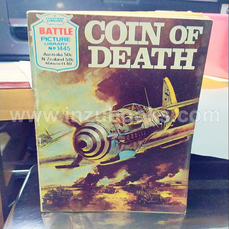 2019 Battle Picture Library 1445 Coin of Death