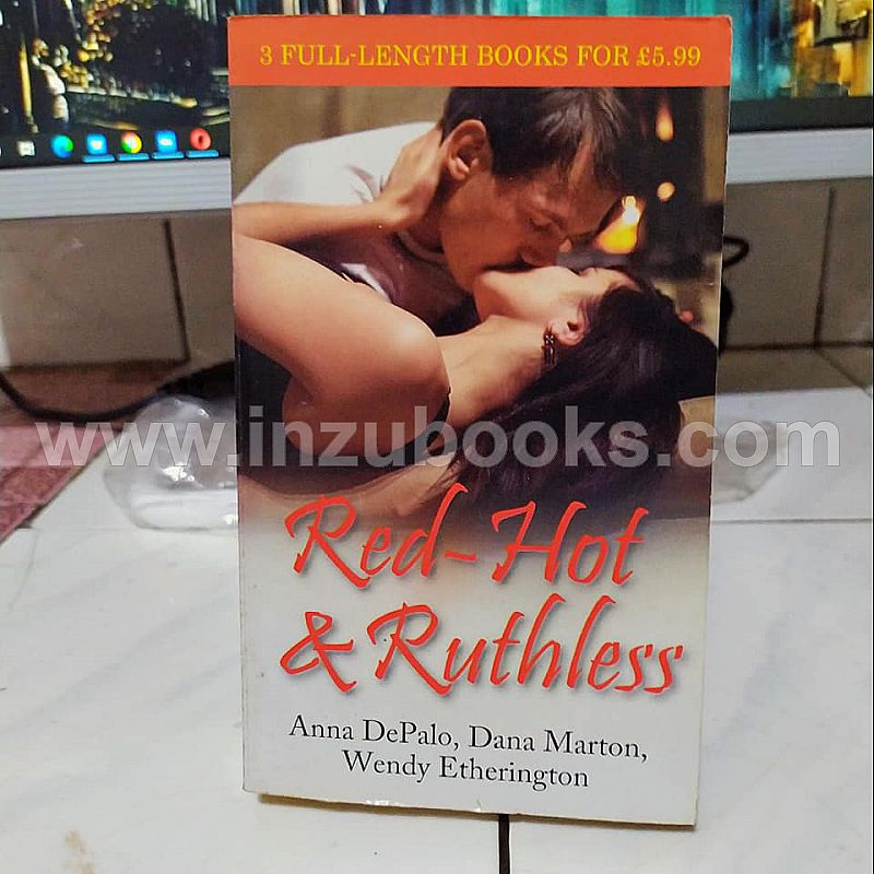 2008 Red-Hot & Ruthless (3 in 1)