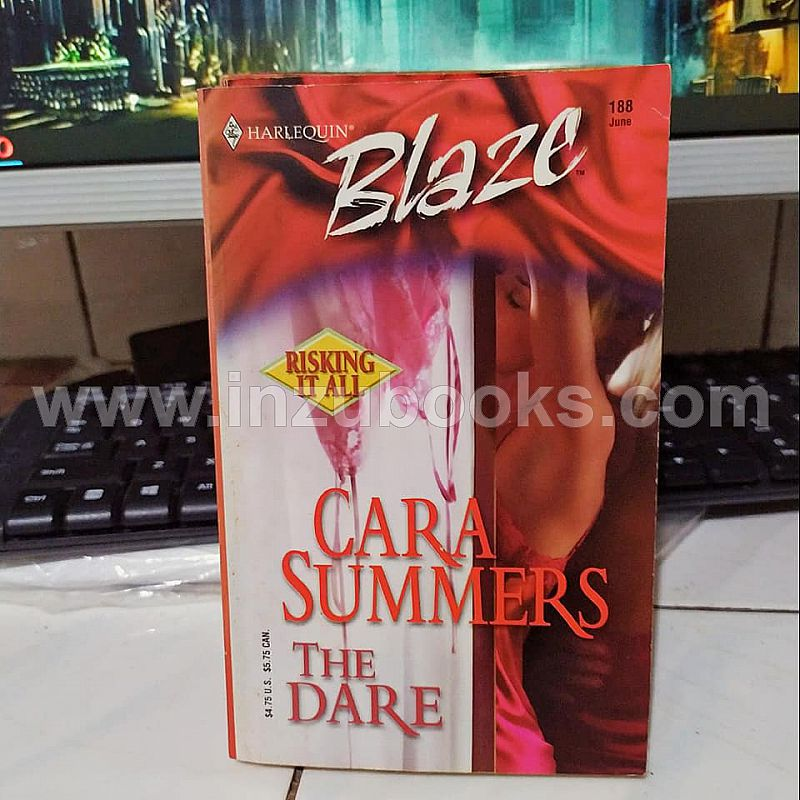 2008 Cara Summers: The Dare