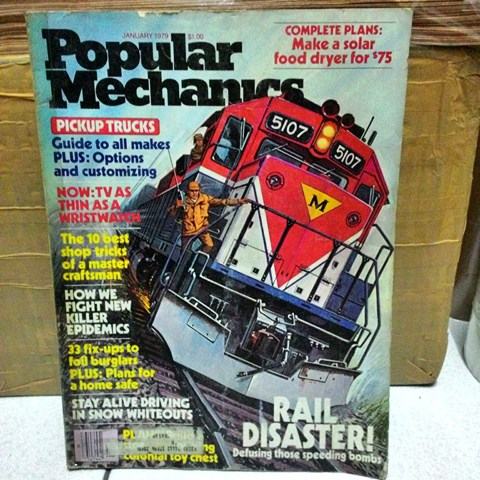 Popular Mechanics 1979-01 January 1979