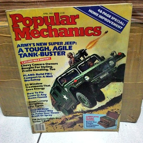 Popular Mechanics 1983-04 April 1983