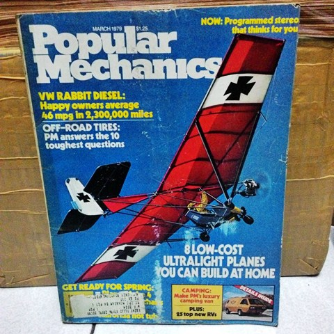 Popular Mechanics 1979-03 March 1979