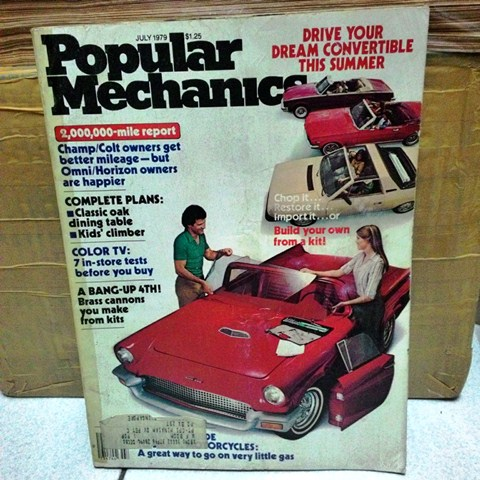 Popular Mechanics 1979-07 July 1979