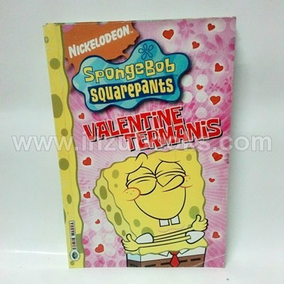 SpongeBob Squarepants [Nickelodeon)
