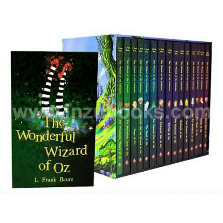 The Wizard of Oz Complete Collection Boxset