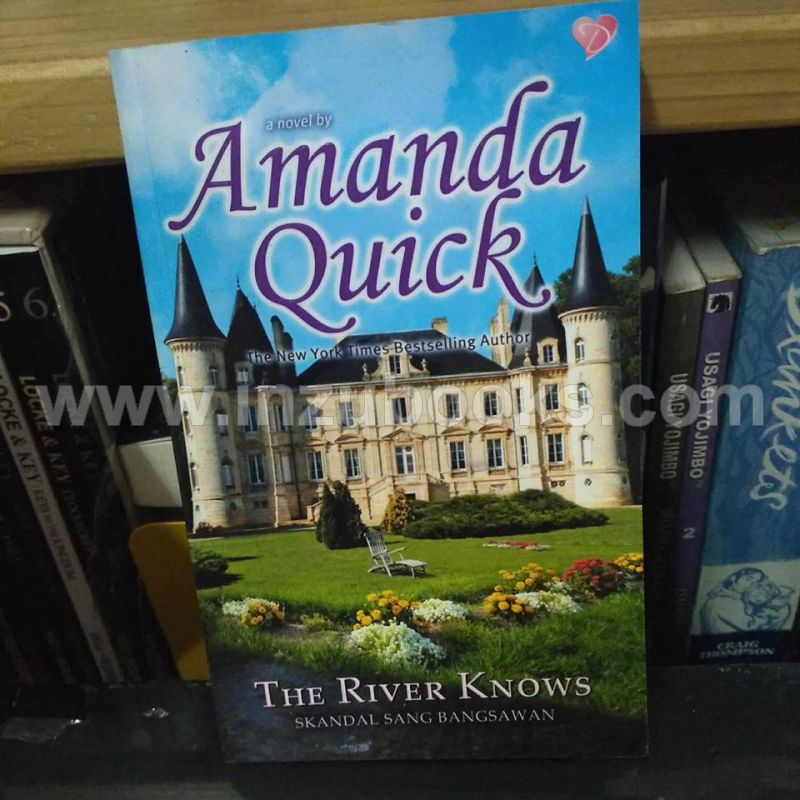 Amanda Quick The River Knows