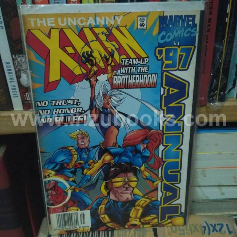 The Uncanny X-Men Annual 1997