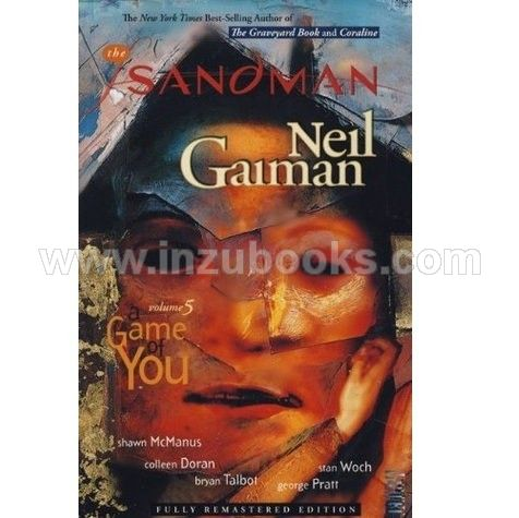 [Pre Order] Neil Gaiman: A Game Of You (The Sandman #5)