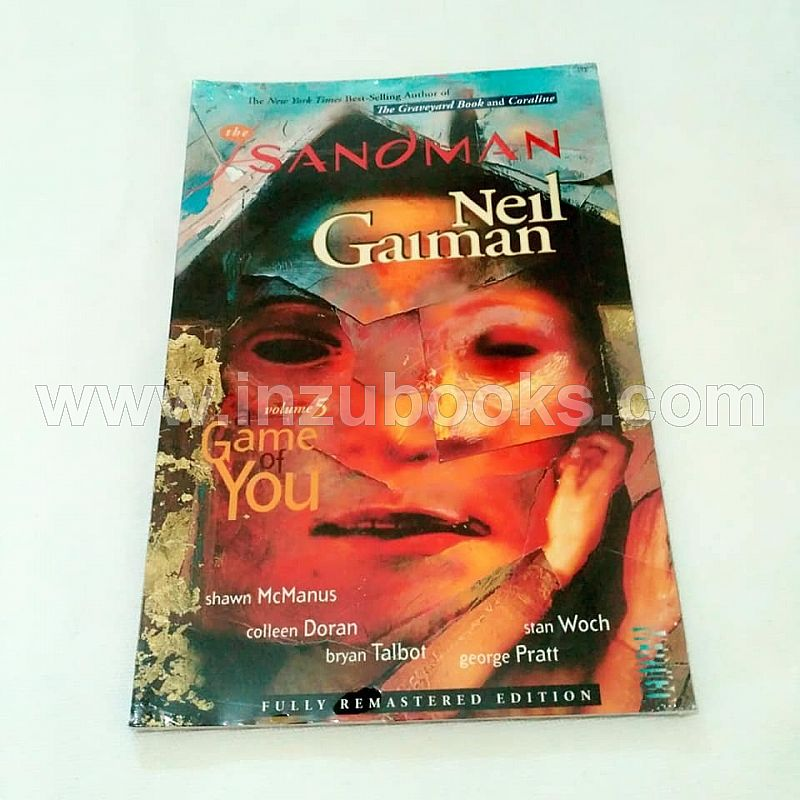 Neil Gaiman: A Game Of You (The Sandman #5)