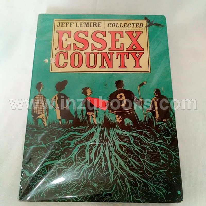 Jeff Lemire: Essex County (Collected)
