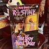 1908 R.L. Stine: Fear Street The Boy Next Door