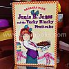 1908 Barbara Park: Junie B. Jones and The Yucky Blucky Fruitcake
