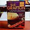 1908 Sue Grafton: L is for Lawless