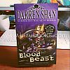 1908 Darren Shan: Demonata 5 Blood Beast