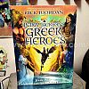 Rick Riordan: Percy Jackson's Greek Heroes (Illustrated by John Rocco)