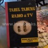 Tabel Tabung Radio & TV